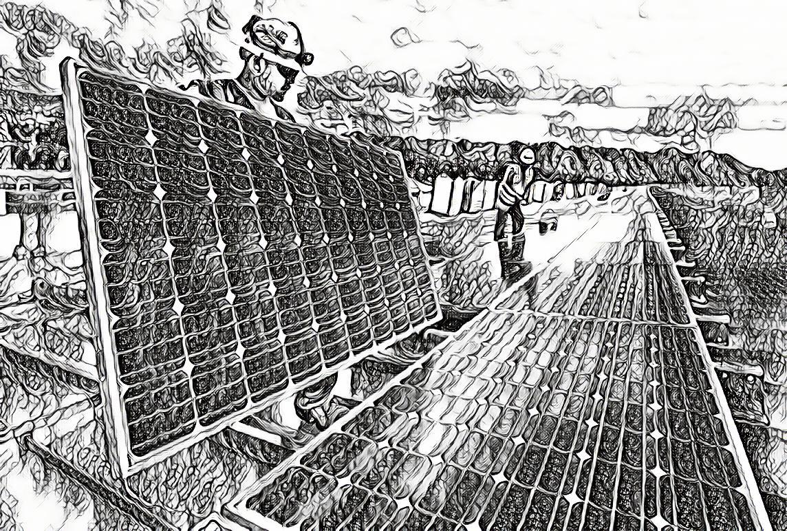 combien par photovoltaique solaire remplacer centrale fessenheim nucléaire